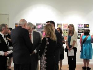 La muestra La Naturaleza Brasileña está en la galería de arte del Palacio Pereda hasta el 8 de mayo (<i>foto: Heitor Shimizu</i>)